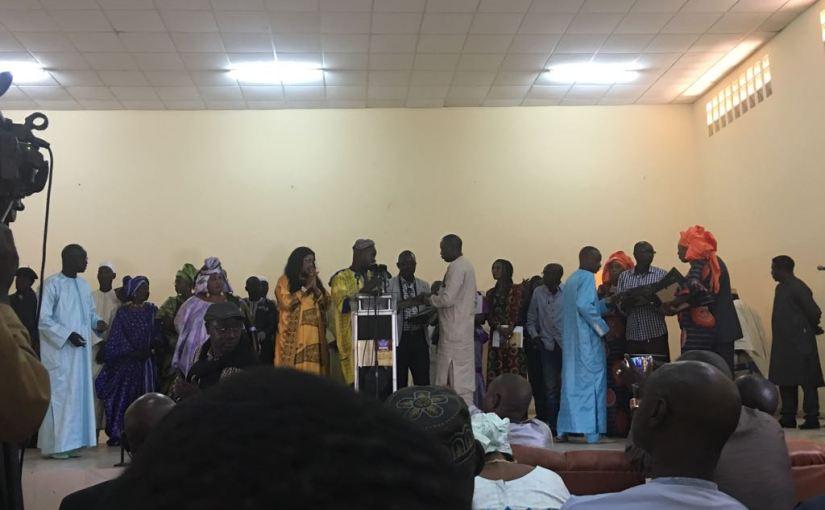 Journée Mondiale du Théâtre au Sénégal : Prestations, émotion, projections etdistinctions