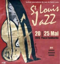 Saint-Louis Jazz rend hommage à JoeOuakam