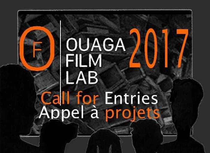 Ouaga Film Lab 2017 : l'appel à candidatures estouvert.