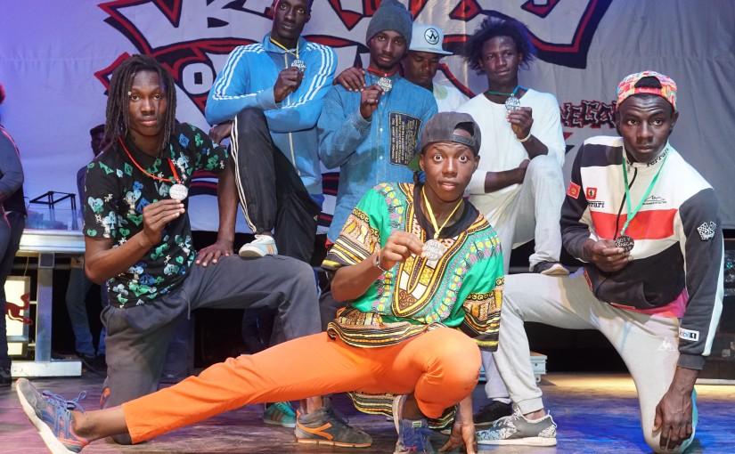 Sénégal – Battle national de danse hip-hop : «Power crew» rafle lesmises.