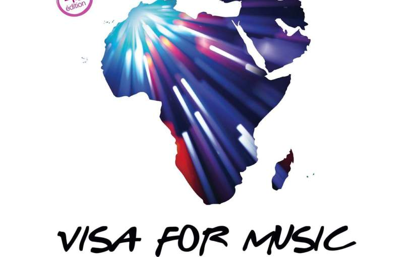 Visa For Music 2017 : l'appel a candidatures ouvert jusqu'au 15 avril.