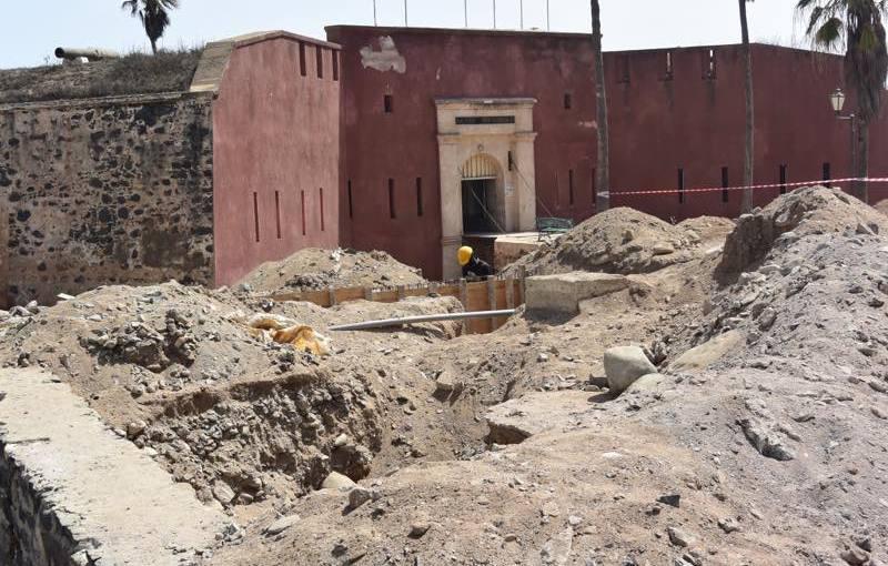 Travaux sur l'île de Gorée : Construire pour survivre