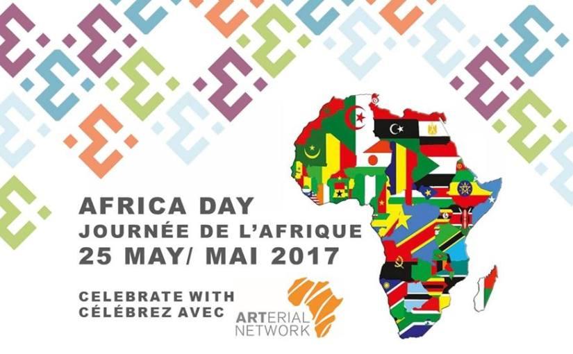 Arterial célèbre l'Afrique ce 25Mai