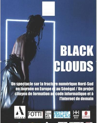 Théâtre: BLACK CLOUDS au Grand théâtre national de dakar