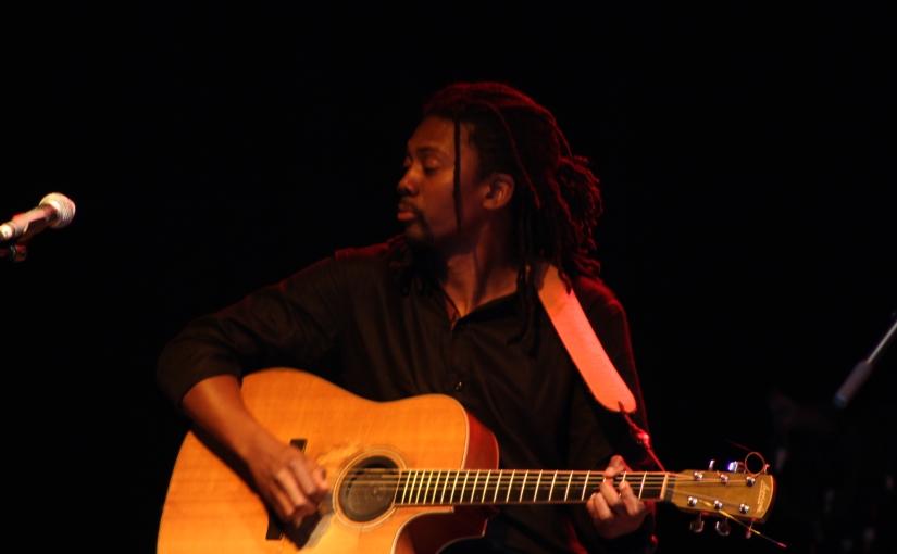 Musique: Hervé Samb : ''Mon projet avec OmarPène''