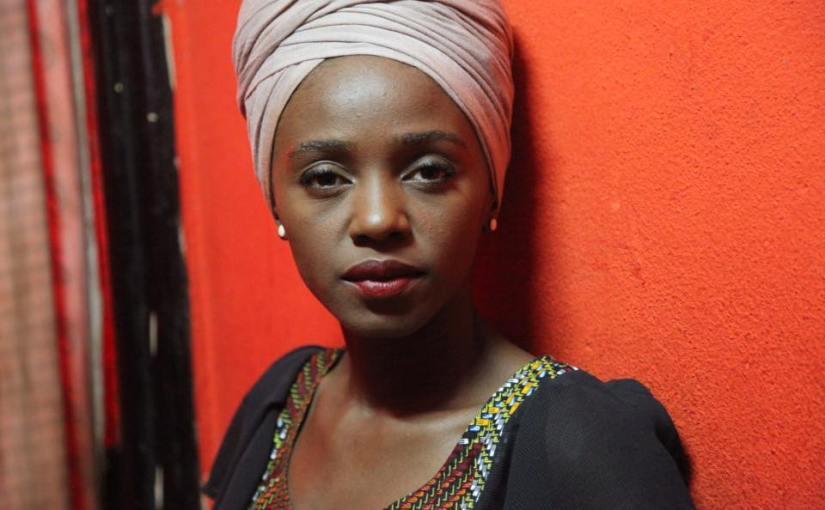 Musique : Pamela Badjogo, Princesse del'Afro-Jazz