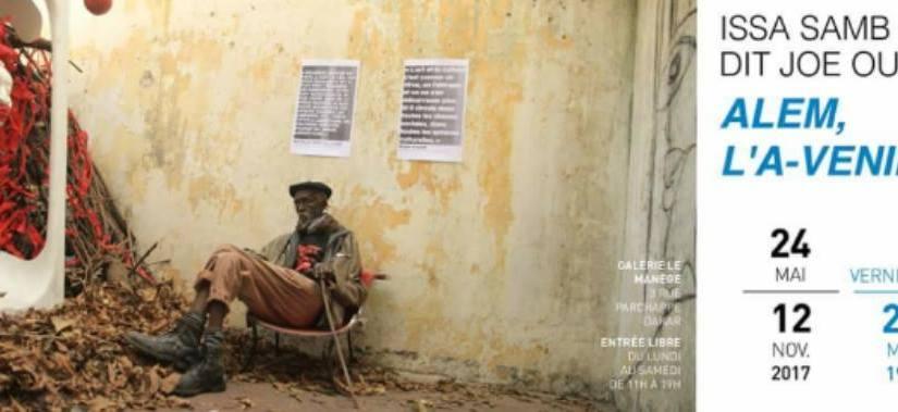 Exposition – Hommage à Joe Ouakam: ALEM,L'A-VENIR