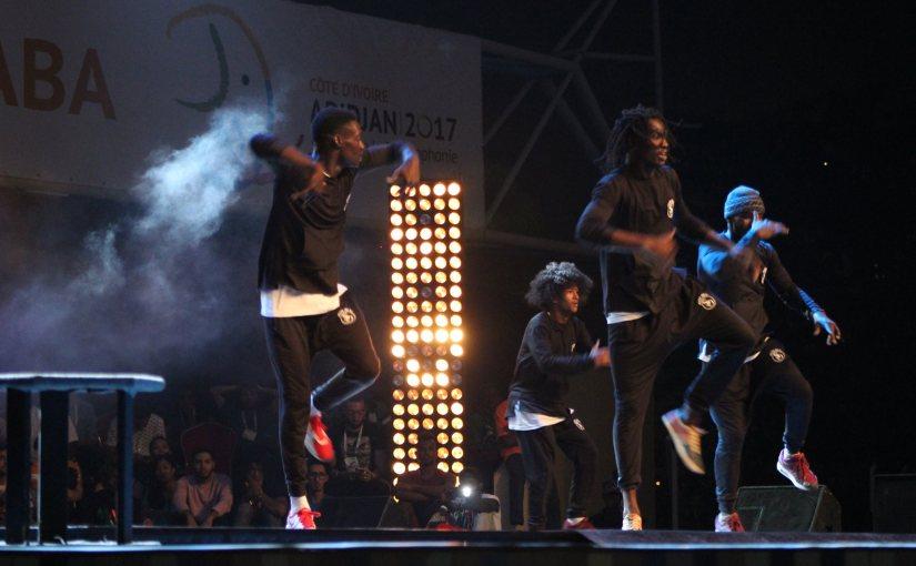 8e Jeux de la Francophonie  Hip Hop (Danse) : Le Sénégalqualifié