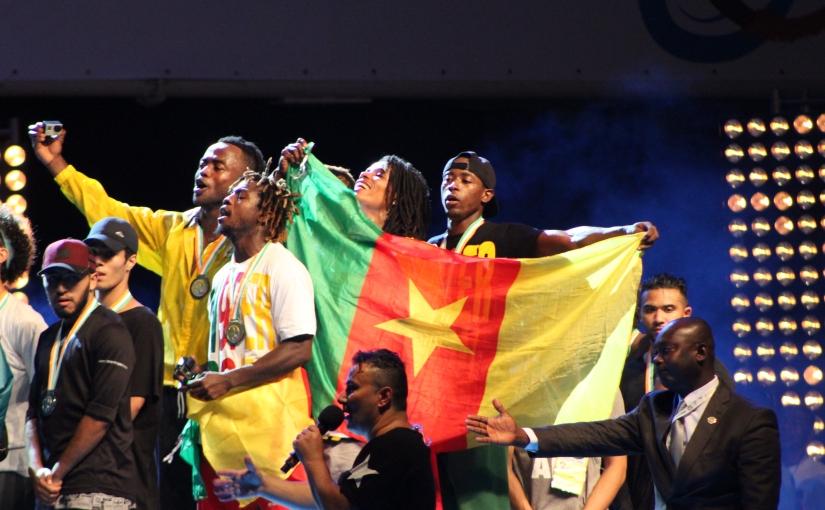 8e Jeux de la francophonie: Le Cameroun médaillé d'or en HipHop/Danse