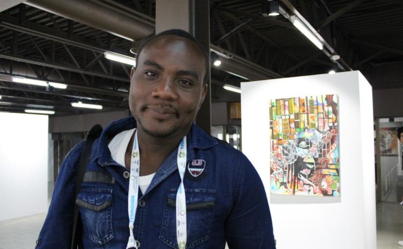 Découverte : Elhadji Dourfay Zouloukalleyni, photographe nigérien Sous le soleil deNiamey