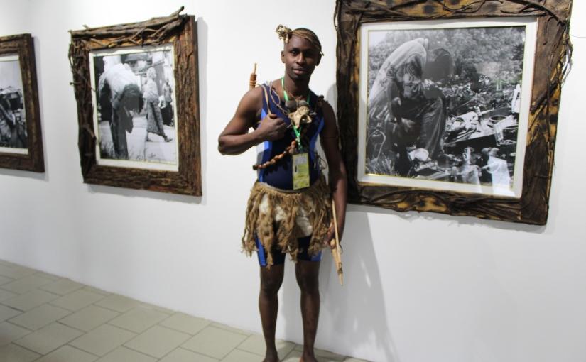 Gedeon POODA, photographe ivoirien: Des marginaux «dans lecadre»