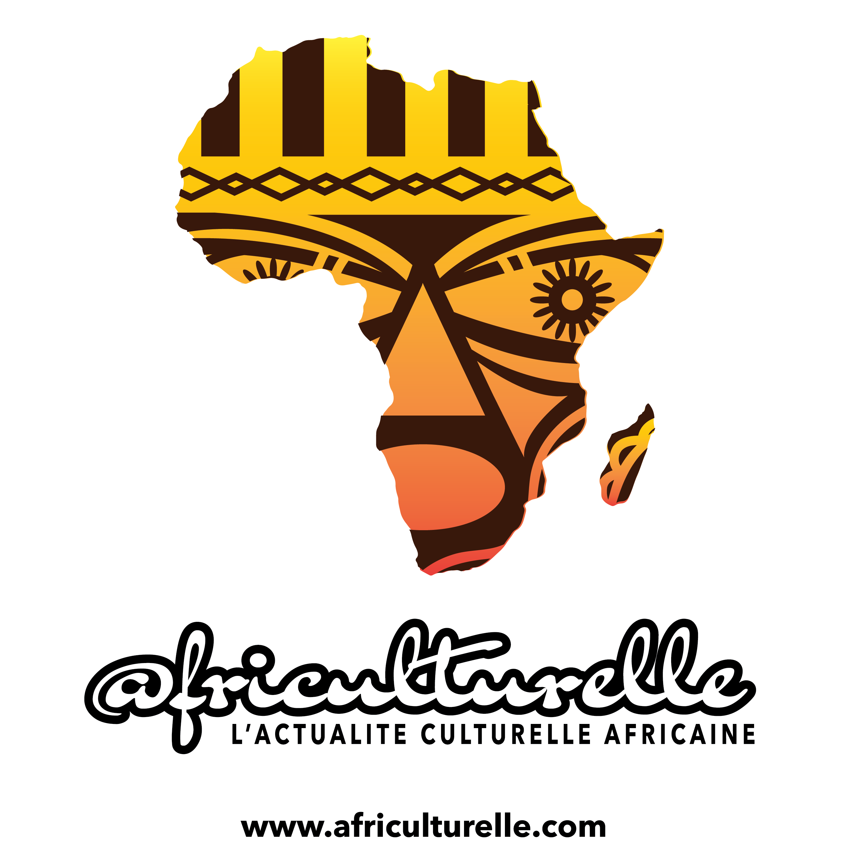 AFRICULTURELLE LOGO BLANC