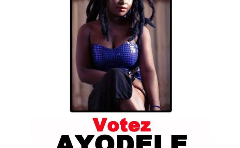 Musique : Ayodélé, finaliste Prix découverte RFI2017
