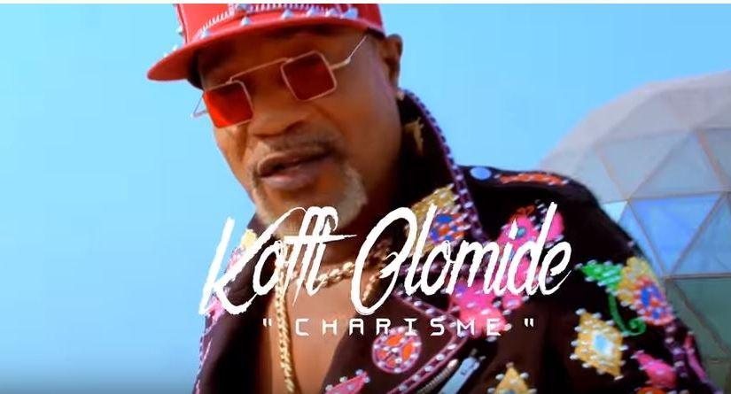 Musique: Charisme , nouveau clip de KoffiOlomidé
