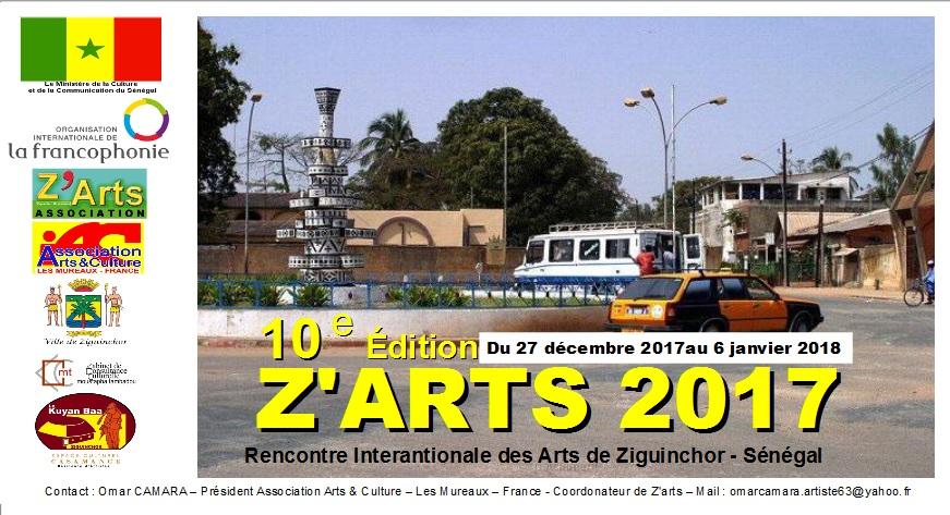 AFFICHE Z'RATS 2017