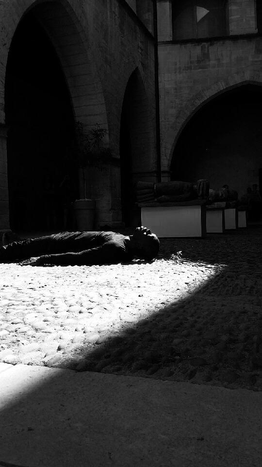 ©Cie Stylistik - Photo Abdou N'gom - Musée du Petit Palais 1