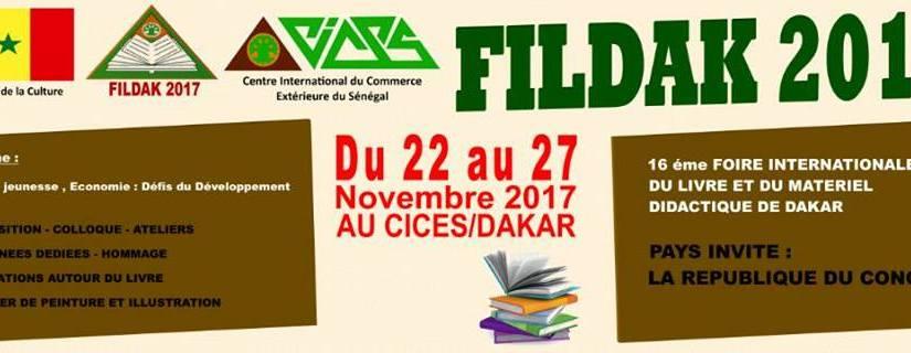 16e Foire Internationale du Livre et du Matériel Didactique deDakar