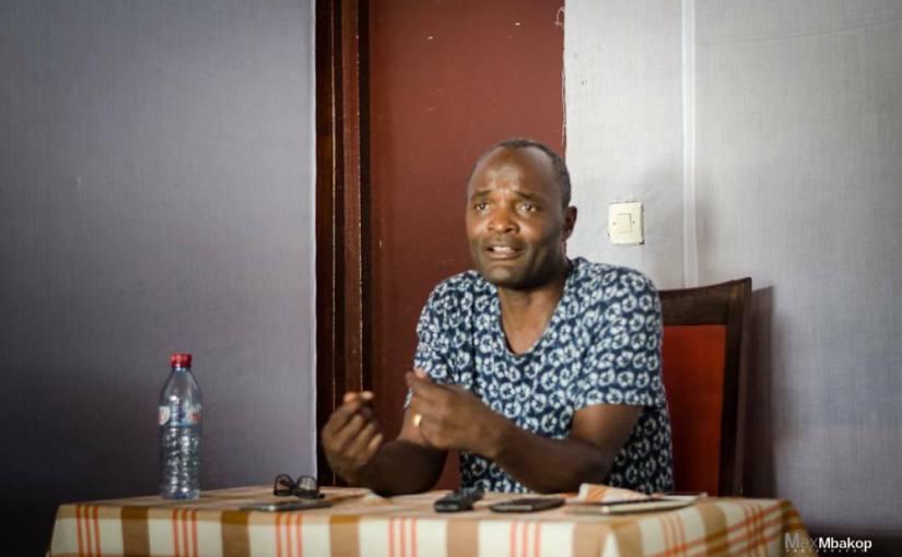 RDC: Aimé MPANE, des mathématiques àl'art