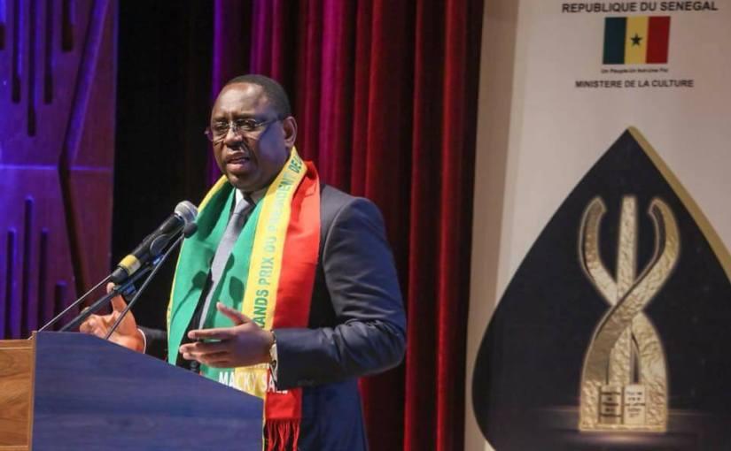 Sénégal: Grands prix des Arts et desLettres
