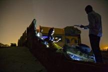« Les fantômes de Corniche », ©Beaudoin MOUANDA