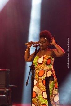 La Gabonaise Queen Koumb