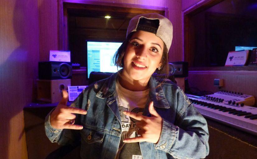 Maroc / Hip Hop La-Mora : nouvelle étoile du Rap féminin d'AgadirLive