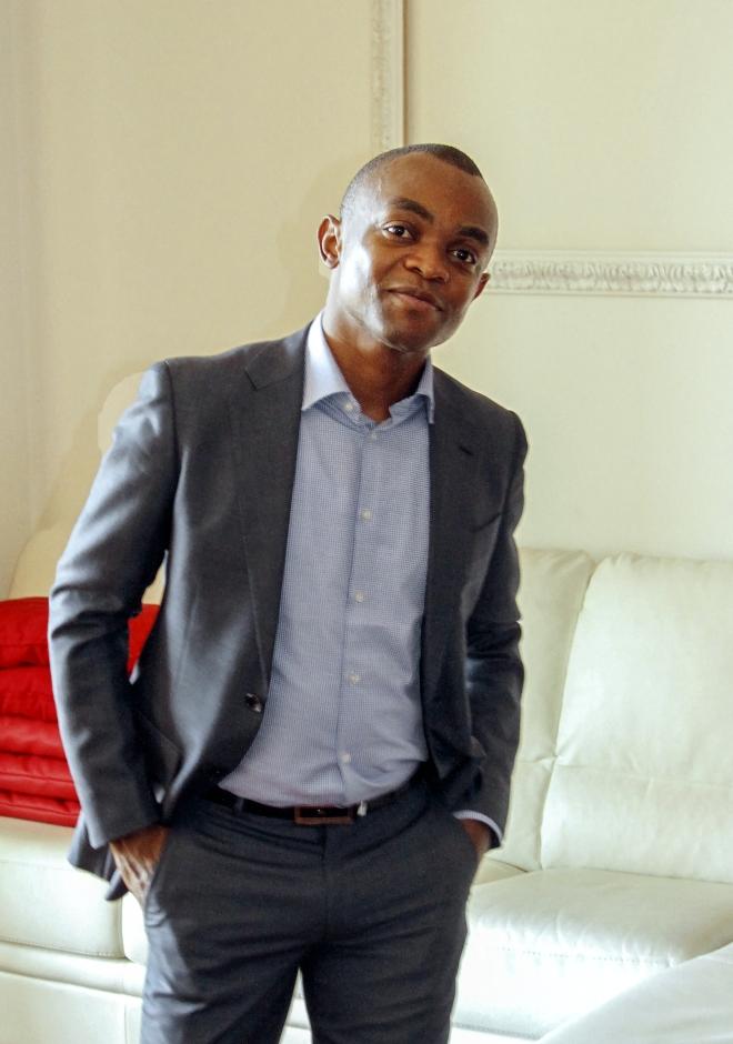 Portrait Baudouin MOUANDA