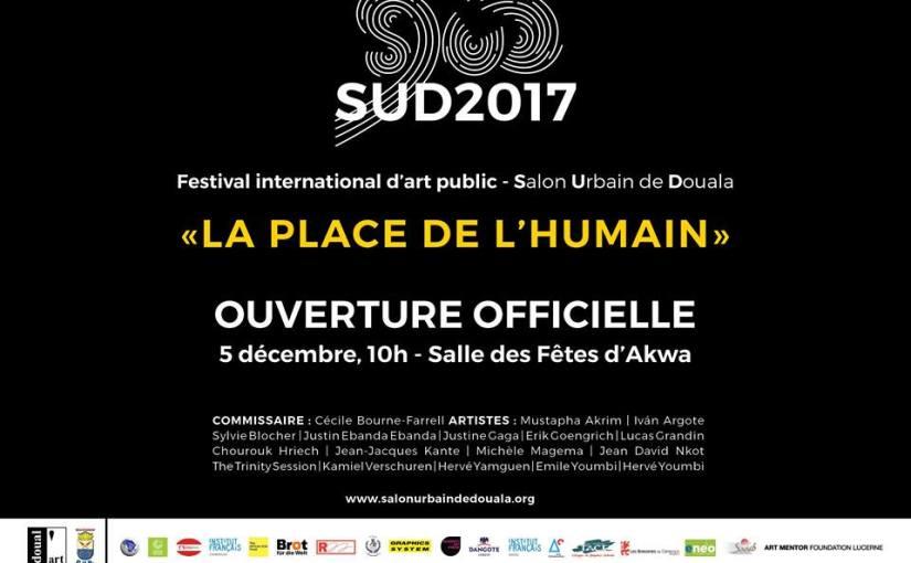 Arts visuels: Le Projet SUD de Doual'art, Edition2017