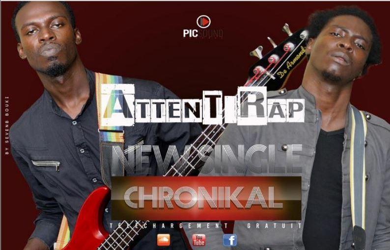 Musique : Chronikal pour le retour sur scène d'Attentat Rap
