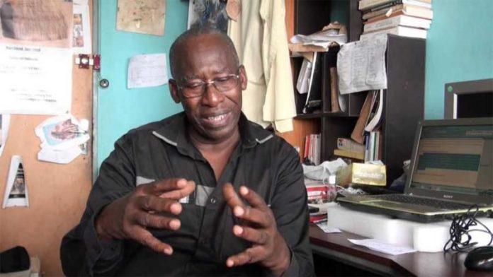 Entretien avec le Pr Ibrahima Sow, Directeur du Laboratoire de l'imaginaire, Chercheur à l'IFAN Ch. A.Diop