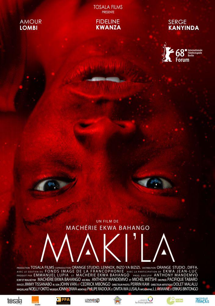 MAKILA affiche 22MB