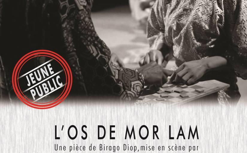 Spectacle de théâtre au Centre de Lobozounkpa «L'os de Mor Lam» : véritable coup de cœur du jeunepublic