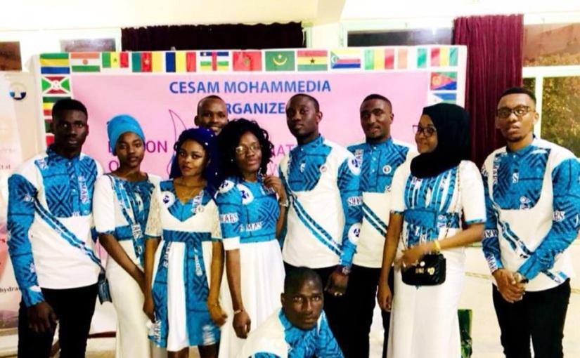 Maroc: Belle fête de la CESAM-Mohammedia pour célébrer la femmeafricaine