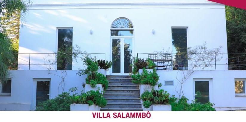 Tunisie : Villa Salammbô : un lieu d'intégration et de partage de différence au delà desfrontières