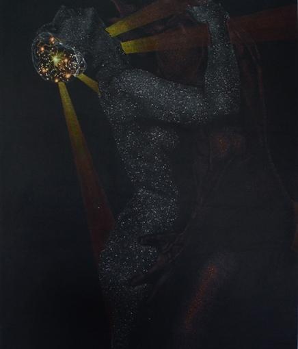 Peinture : Punch Mak dévoile le chapitre 1 de la source delumière