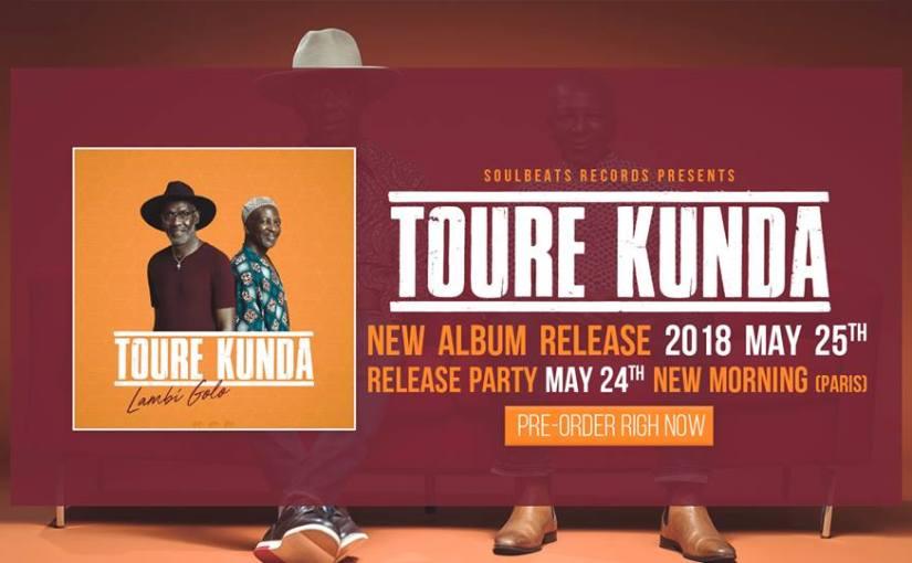 Musique : Touré Kunda fête ses 40 ans avec LambiGolo