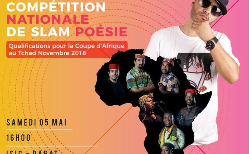 Coupe d'Afrique de Slam Poésie à Rabat: Fatine Moubsit portée en triomphe pour représenter leMaroc