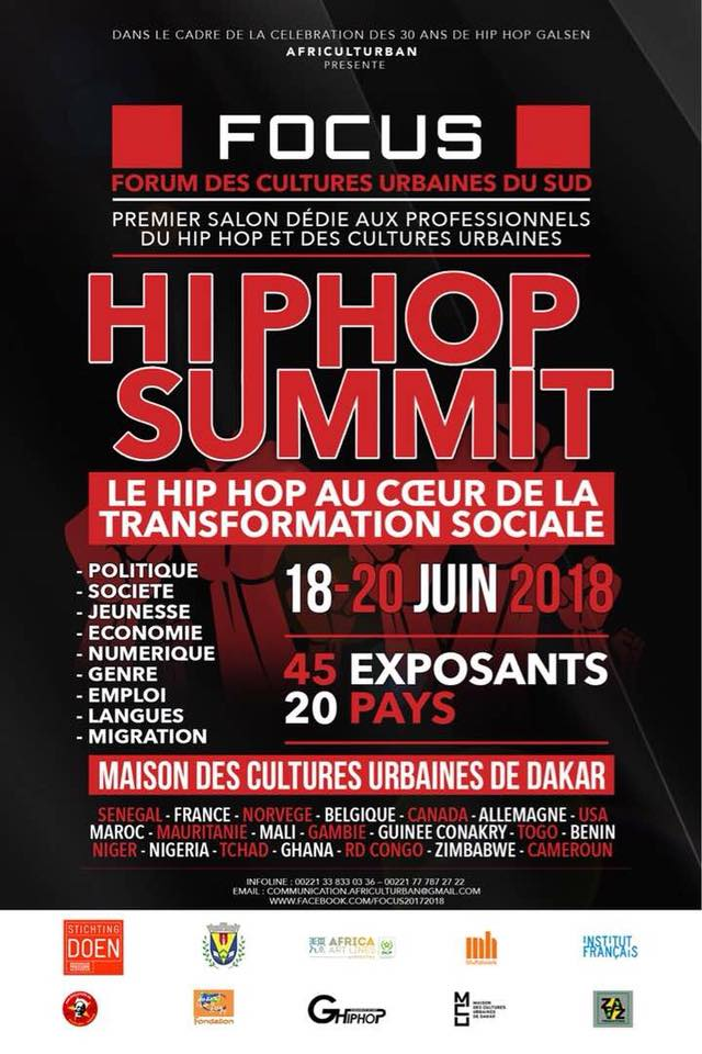 HIP HOP SUMMIT