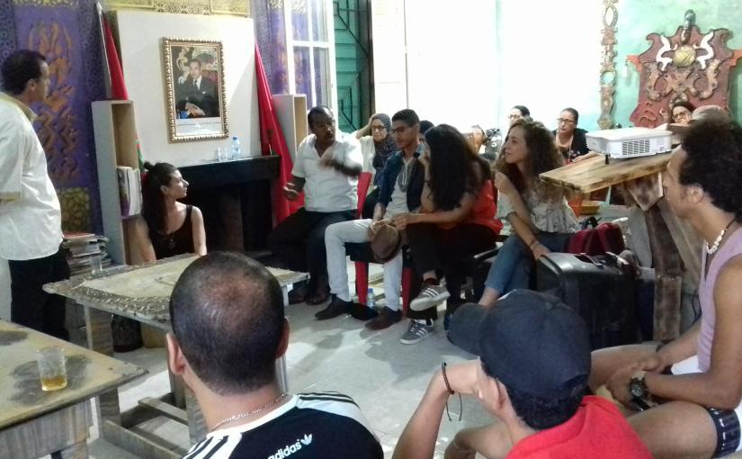 Week-end musical au CCA du Maroc: le Gnaoua au menu d'une soiréefestive