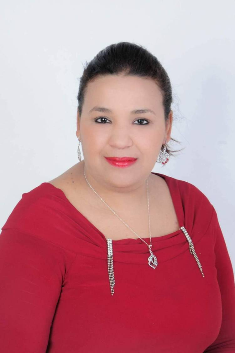 Loubna Maaroufi, Directrice du Festival OxyJeunes de Safi
