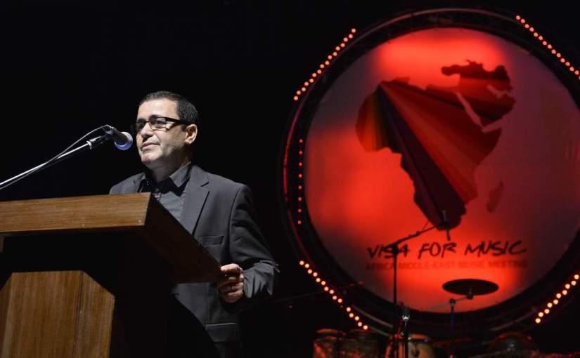 Entretien: #5 Edition «Visa For Music», les fonds le problème majeur selon le Directeur Brahim ElMazned