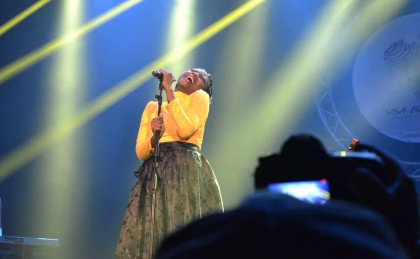 Arrêt sur les grands shows du 5è Visa For Music: Ambiance de folie avec Lornoar àRabat