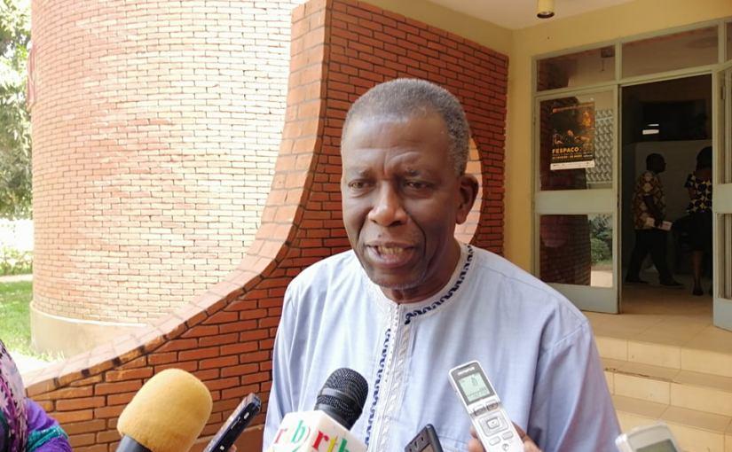 Le Malien Cheick Oumar Sissoko réélu secrétaire général de la FEPACI par''consensus''