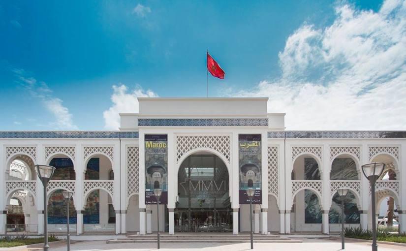 Consacrée exclusivement aux artistes femmes, la Biennale d'art contemporain de Rabat veut «réécrire le monde»