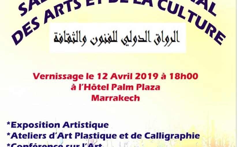 Salon international des Arts et de la Culture: la ville de Marrakech accueille la 3èédition