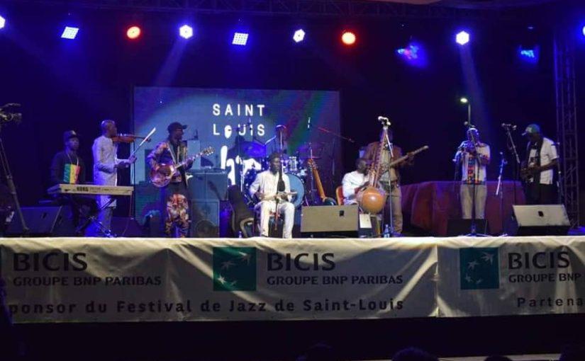 27e Festival de Jazz de Saint – Louis  Belle leçon de l'Orchestrenational