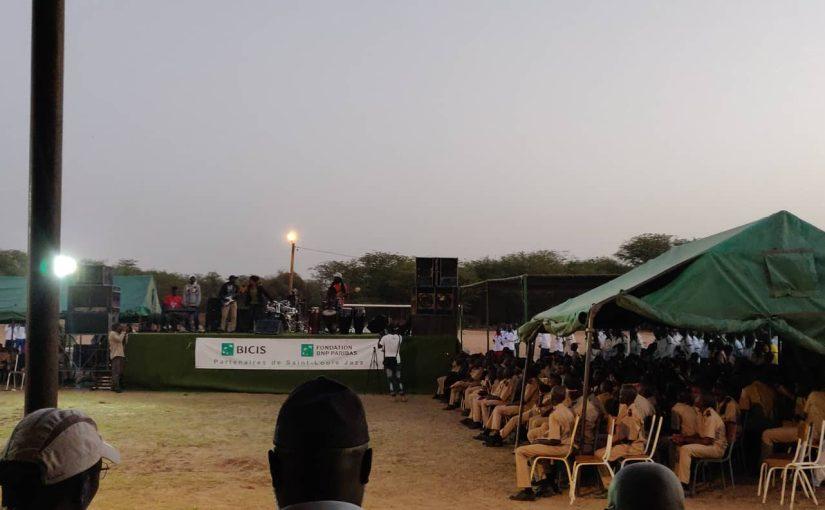 Master Class Prytanée militaire de Saint  – Louis: Le dixième anniversaire marqué d'une pierre blanche!
