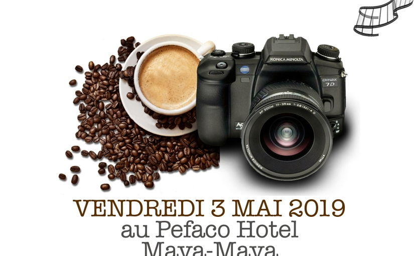 Un « Café photographique » pour la FaapCongo
