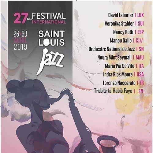 27e  Festival de Jazz de Saint – Louis : Les femmes à l'honneur cassent labaraque