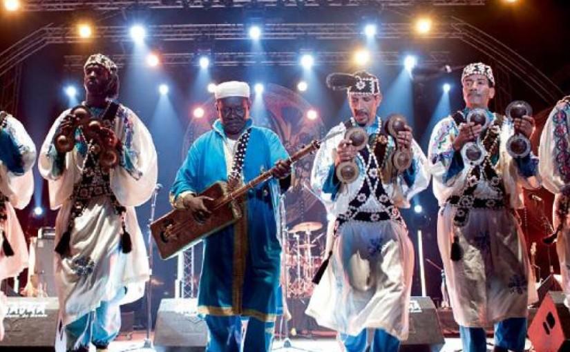 22ème édition du Festival «Gnaoua et Musiques du monde» d'Essaouira
